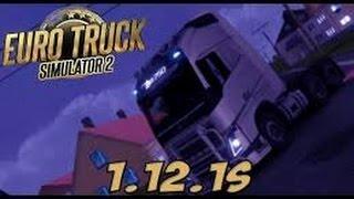 getlinkyoutube.com-التحديث 1.12.1 الجديد للعبة Euro truck simulator 2 ( الجزء الثاني )