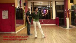 getlinkyoutube.com-Salsa Lesson 7: One Hand Copa