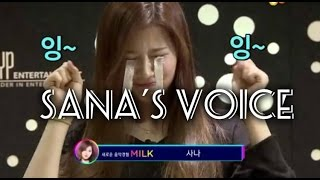 getlinkyoutube.com-[Moonedit] TWICE Sana's Voice so cute
