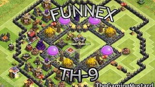 getlinkyoutube.com-BEST TH9 ANTI-GIANT FARMING BASE  WORKS 99.8% W/ REPLAYS/PROOF