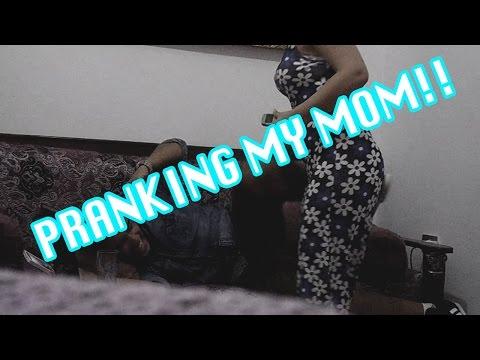 Pranking My Mom!! TROLOLOL