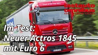 getlinkyoutube.com-Mercedes Benz Actros 1845 Big Space