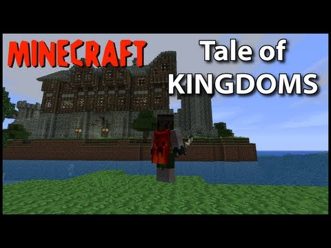 "Minecraft: Tale of Kingdoms [E14] ""Slippy Slippy Hole!"""