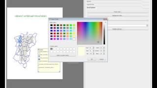 getlinkyoutube.com-QGIS: Creating Map Layouts - Printing and Exporting
