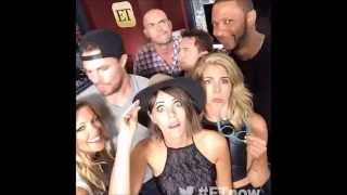 getlinkyoutube.com-Arrow Cast- Uptown Funk