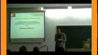 Charla de Fosfenismo, luz natural fosfenos, de Doris Ferreres Traver