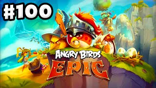 getlinkyoutube.com-Angry Birds Epic - Gameplay Walkthrough Part 100 - Epic Sports Tournament! (iOS, Android)
