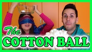 getlinkyoutube.com-COTTON BALL CHALLENGE (ITA)