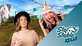 getlinkyoutube.com-Star Stable Game News   New Western Bridles!