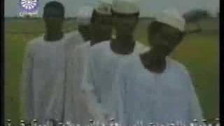 getlinkyoutube.com-غناء جماعي من غرب السودان - جرّاري