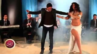 getlinkyoutube.com-▶ رقص صوفيا وخالد الطيب عبايات ليالي التت  م عمرو