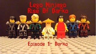 getlinkyoutube.com-Lego Ninjago Episode 1 - Darko