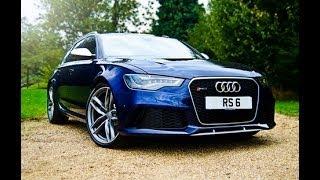 getlinkyoutube.com-New Audi RS 6 Avant Test Drive