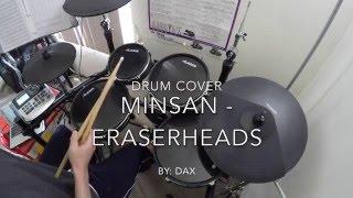 getlinkyoutube.com-Minsan - Eraserheads (DrumCover by Dax)