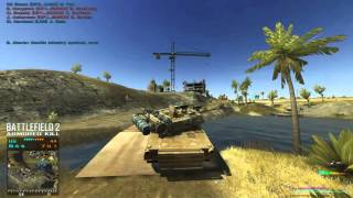 getlinkyoutube.com-Battlefield 2 Armored Kill V3