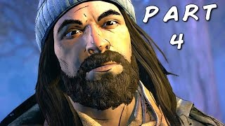 THE WALKING DEAD SEASON 3 A New Frontier Walkthrough Gameplay Part 4 - Jesus (Episode 3)
