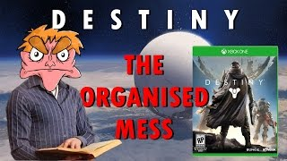 getlinkyoutube.com-I HATE DESTINY - The Organised Mess