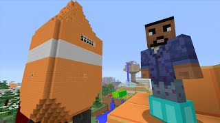 getlinkyoutube.com-Minecraft Xbox - Stampys Lovely World - Hunger Games w/Subscribers