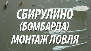 getlinkyoutube.com-Ловля на снасть БОМБАРДА (СБИРУЛИНО)