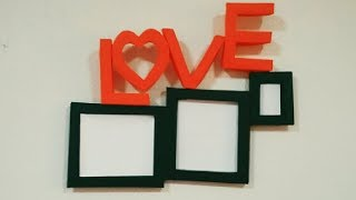 getlinkyoutube.com-Diy Paper photo frame