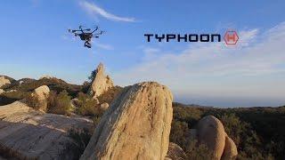 Neue Yuneec TYPHOON H Drohne kurz vorgestellt