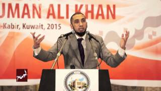 getlinkyoutube.com-The Fall of Satan and the Rise of Adam - Nouman Ali Khan - Gulf Tour 2015