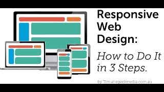 getlinkyoutube.com-Responsive Web Design for Beginners - How to get started in 3 steps