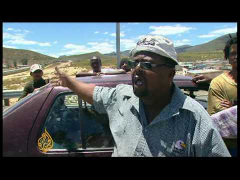 Zimbabwean migrant workers face South African locals' wrath - 21 Nov 09