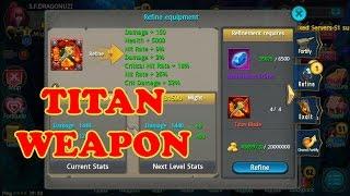 getlinkyoutube.com-Taichi Panda | Titan Weapon