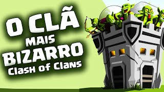getlinkyoutube.com-O CLÃ MAIS BIZARRO do Clash of Clans