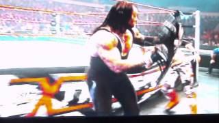 Undertaker vs Edge TLC Highlights Extrem Rules 2008