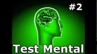 getlinkyoutube.com-Test ton cerveau ! Test mental psychologique rapide