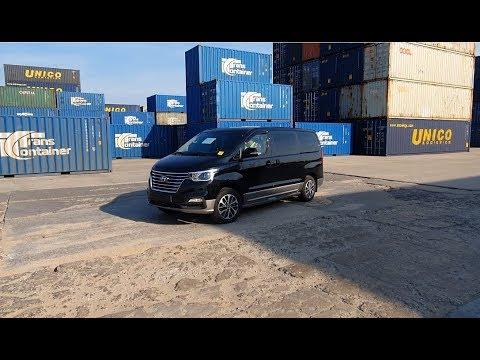 Минивыгрузка: 2 заказных Гранд Старекса Урбан Exclusive 4WD (Hyundai Grand Starex Urban Эксклюзив)