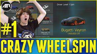 getlinkyoutube.com-Forza 6 Let's Play : CRAZY WHEELSPIN!!! (Part 1)