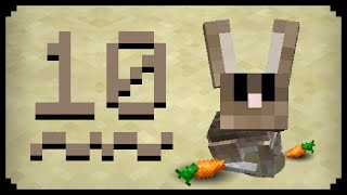 getlinkyoutube.com-✔ Minecraft: 10 Things You Didn't Know About the Rabbit