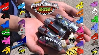 getlinkyoutube.com-Power Rangers Dino Super Charge Dino Charge Ultrazord