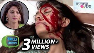 Bulbul DIES Saving Abhi & Pragya's Life | Kumkum Bhagya width=