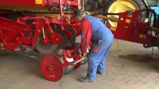 Tips and Tricks - Changing intake of the Grimme SE 150-60 with the quick change frame