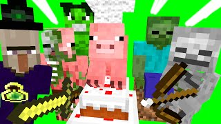 getlinkyoutube.com-Top 10 Monster School Minecraft Animations 2014 | MinecraftProduced