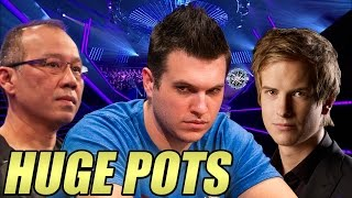 Top 5 Pots Of My Poker Career (Featuring Isildur1)