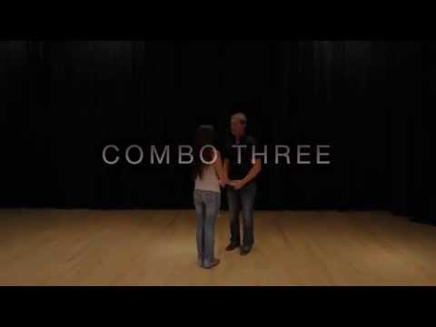 Country Dancing - Combo Three | Swing, Aerials, Flips, Waterfall, Candlestick, Dips | Line Dancing