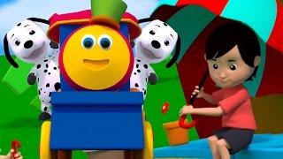 getlinkyoutube.com-Bob le train | bingo chanson | Chanson enfantine | Bob The Train | Bingo Rhyme | Children Song