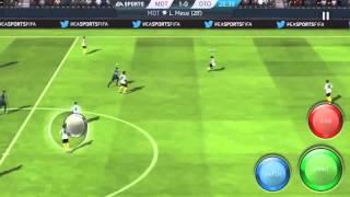 getlinkyoutube.com-NOVIDADES SOBRE O FIFA 16 PARA CELULAR (GAMEPLAY)