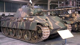 getlinkyoutube.com-Opa hortet Weltkriegs Panzer im Keller - Grandpa has a World War 2 Tank