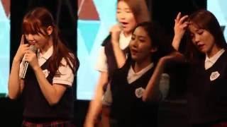 getlinkyoutube.com-여자친구  K-POP GFRIEND 경희대 20160526 PART 4
