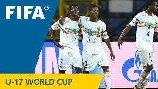 Match 48 : Mali v Ghana – FIFA U-17 World Cup India 2017