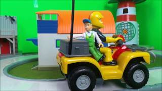 getlinkyoutube.com-Feuerwehrmann Fireman Sam - Compilation Video In English
