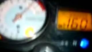 getlinkyoutube.com-top speed satria FU 160kpj at halim