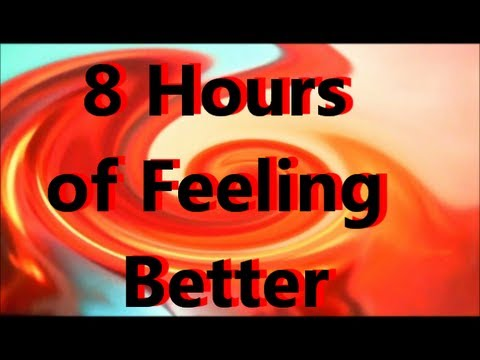 8 Hours Sleep Hypnosis for Depression Anxiety Self Confidence Emotional Healing
