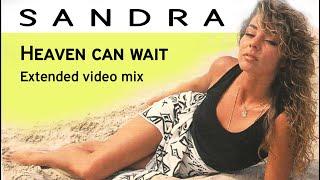 getlinkyoutube.com-Sandra - Heaven can wait - Extended video mix
